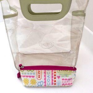 Coach & Obagi Cosmetic Bags